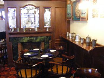 Rose And Crown Dining Table As Seen In American Public House Review Part 92