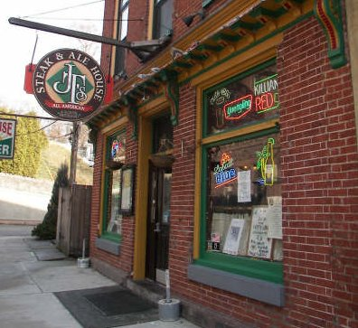 another view of JT's as seen in American Public House Review