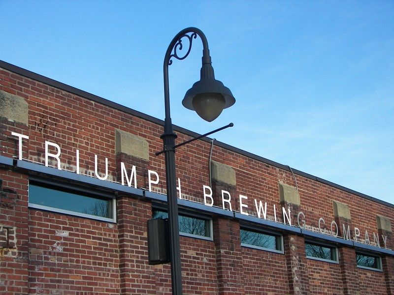 Triumph brewery new hope coupons