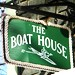 boat house sign as seen in American                           Public House Review