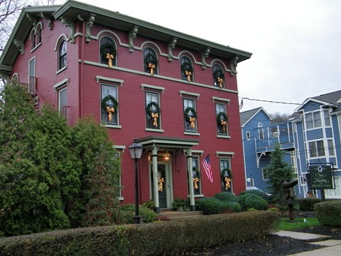 Inn Of The Hawke In Lambertville Nj As Seen American Public House Review