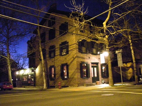 The Swan Bar In Lambertville Nj As Seen American Public House Review