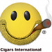 Logo of Cigars International as seen in American Public House Review