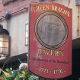 Sign out front of Green Dragon Tavern in Boston, MA as seen in American Public House Review