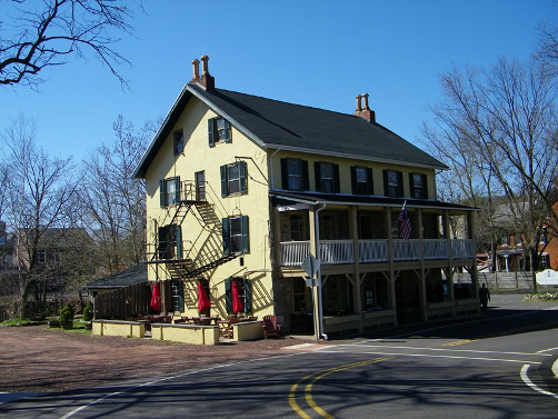 Reigelsville Inn in Reigelsville, PA as seen in American Public House Review
